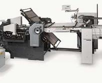 Heidelberg folding machine