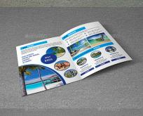 Travel Brochure Printing