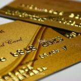 Gold Card / Silver Card Printing